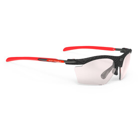 Rudy Project Rydon Slim Glasses Carbonium - ImpactX 2 Laser Red